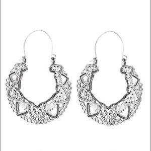 Anthropologie boho earrings
